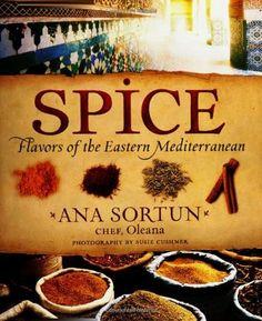 Spice: Flavors of the Eastern Mediterranean by Ana Sortun, http://www.amazon.com/dp/0060792280/ref=cm_sw_r_pi_dp_ZG5Zpb0SG5B14