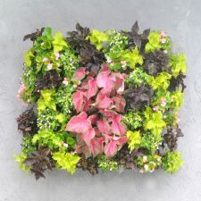 Container Gardens | Green Walls | Vertical Gardens - Living Wall Planters By Pamela Crawford » Side Planting