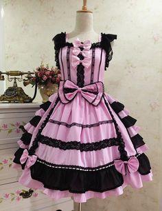 sweet lolita dress  kawaii dress  Gothic Lolita by kawaiishop777