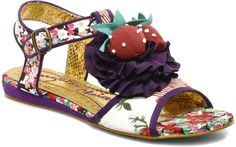 Pin for Later: Make a Statement in the Heat With the Very Best Summer Sandals Irregular Choice Oh Matron Irregular Choice Oh Matron (£72, originally £80)