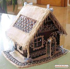Пряничные домики в пряничной стране