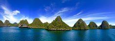 Wayag island,westpapua