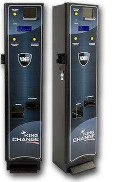 V.N.E. s.r.l. - Cambiamonete Cambiabanconote e macchine per trattamento di denaro | King Change