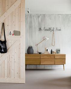 Stylish storage - the Muuto Reflect Sideboard http://www.nest.co.uk/browse/brand/muuto/muuto-reflect-sideboard