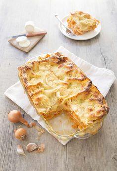 Qui n'aime pas les lasagnes ? C'est tellement gourmand et réconfortant ! Ce gratin familial aux pâtes et sauce bolognaise, ma mère nous...
