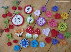 112 Besten Div Häkelmodelle Bilder Auf Pinterest Crochet Projects