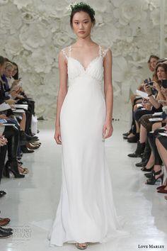 Really Like Marley Spring 2015 Wedding Dresses - http://www.homedecorlife.com/really-like-marley-spring-2015-wedding-dresses.html