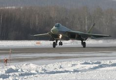 Sukhoi PAK-FA Imagery and Multimedia
