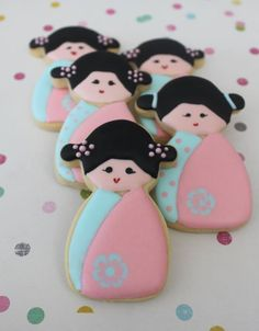 Geisha Cookies Miss Biscuit