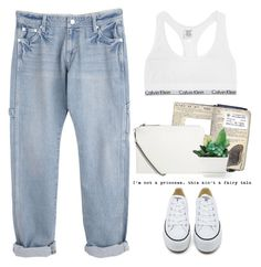 """""""- Calvin Klein -"""" by lolgenie ❤ liked on Polyvore featuring Monki, Calvin Klein Underwear, Converse, morning, polyvoreeditorial, frenchfashion, Lolgenie and Cannes2015"""