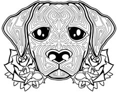 dog coloring page dog coloring pages free coloring page free