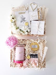 Build a BOXFOX // Custom Gift Boxes