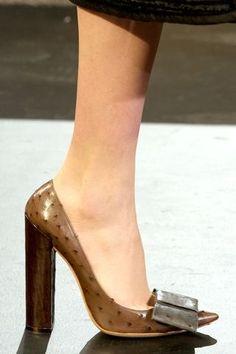 Louis Vuitton Heels Collection & more details