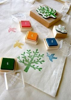 stamping ink for fabric