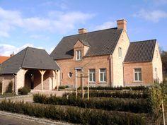 Halfopen bebouwing pastorijstijl google zoeken huis idee pinterest met search and ramen - Kleur idee corridor ...