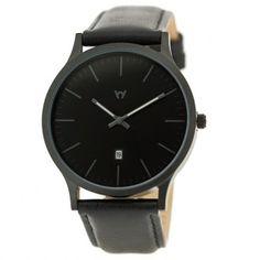 Reloj Watchcelona Absolute negro PVD. http://www.tutunca.es/reloj-watchcelona-absolute-negro-pvd