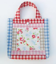 Have some scrap gingham, just waiting for this project. So do I, and now I can use it.  Thanks.