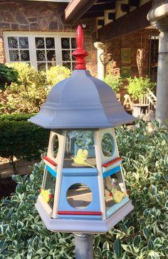 New lantern bird feeder