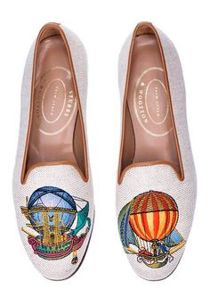 Vans Shoes, Shoes Sandals, Heels, Flat Shoes, Women's Espadrilles, Gucci Loafers, Painted Shoes, Womens Slippers, Natural Leather
