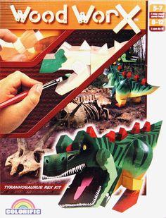 Woodworx T-Rex