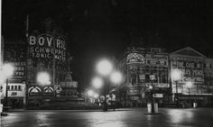 Piccadilly Circus with the lights off, Photograph: Associated Newspapers/Rex Piccadilly Circus, Cheer Up, City Streets, Guinness, High Quality Images, Times Square, England, Lights, Pictures