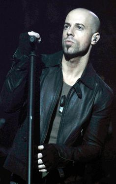 Chris Daughtry #sigh #sexyness #scrumptious