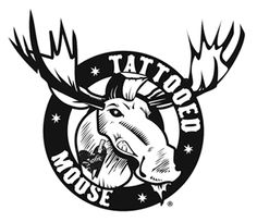 Tattooed Moose, Charleston. On Diners, Drive Ins and Dives. Duck confit club is specialty. north side of city