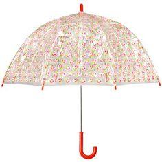 Cath Kidston - Kids Button Rose Umbrella
