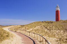 Niederlande: Leuchtturm auf der Insel Texel