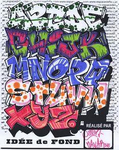 Graffiti Letters | alphabet graffiti,graffiti alphabet