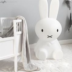 Cheap table lamp, Buy Quality lamp table lamp directly from China light for table Suppliers: Ins Hot Rabbit Children LED Bed Table Lamp Dimmable Baby Bedroom LED Night Light for Kids Gift Lampe Miffy, Miffy Lamp, Luminaire Led, Lampe Led, Cheap Table Lamps, Baby First Halloween, Bedside Lighting, Bed Table, Princess Room