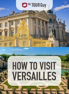 Located only a short distance outside of Paris, the Château de Versailles housed the kings and queens of France until they were chased out in 1789 during the… Visit Versailles, Versailles Garden, Palace Of Versailles, Thing 1, European Vacation, Round Trip, Paris, France Travel, World Heritage Sites