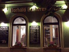 Borháló Szeged - Borkereskedés