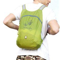 6007fedaea APAS Ultra Light Packable Handy Travel Backpack Water Resistant Daypack  Outdoor Shoulder Bags 14L  gt