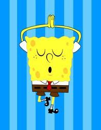 Yoga Spongebob Loved and pinned by www.downdogboutique.com