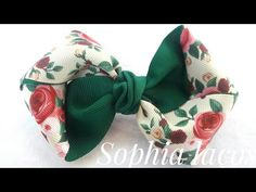 Видео Wood Crafts wooden embellishments for crafts Ribbon Hair Bows, Diy Hair Bows, Diy Bow, Diy Ribbon, Ribbon Crafts, Hair Bow Tutorial, Doll Tutorial, Fabric Bows, Fabric Flowers