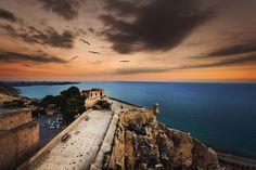 Sunset in Port Alicante by Zagrean Viorel on 500px
