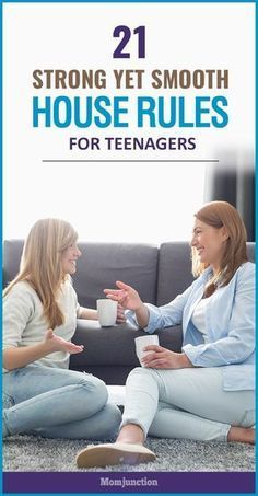 Teens hate rules, but some structured house rules for teenagers will help to take care of them better. So, check out our house rules and let the rules roll.
