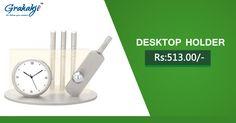 DESK TOP HOLDER MODEL #corporategift #holder #desktopholder #online #gift #shopping #grahakji