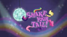 Anime Short-Shake Your Tail
