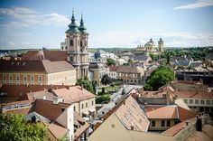 Eger, Hungary (photo by Andris13)