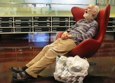 Photos of People Caught Sleeping in Libraries (12 Pictures)