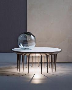 Intrinsic elegance.  ________________________________________   #Natevo #karalowtable #interiors #interiordesign #tables #tabledesign #moderntable #moderndesign #vision #photooftheday #instagood
