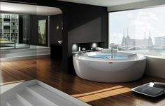 Fotos de Banheiros Grandes Decorados ♥