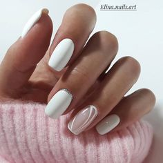 False nails have the advantage of offering a manicure worthy of the most advanced backstage and to hold longer than a simple nail polish. The problem is how to remove them without damaging your nails. Marriage is one of the… Continue Reading → White Nail Art, White Nails, Pink Nails, Fabulous Nails, Gorgeous Nails, Pretty Nails, White Nail Designs, Nail Art Designs, Hair And Nails