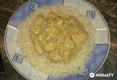 Cook At Home, Dairy Free Recipes, Wok, Free Food, Risotto, Grains, Food And Drink, Rice, Chicken