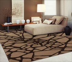 We have some great contemporary rugs in our store in Sister Bay Wi