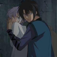 Hak x Kija || I SHIP THEM SO MUCH.  WHY DOES NOBODY SHIP THIS COUPLE?