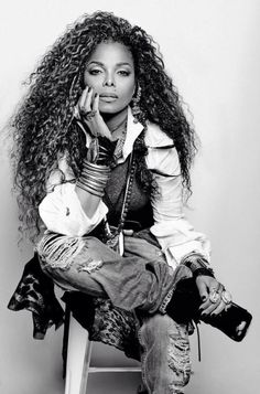 Janet Jackson - new photo from the Unbreakable album 2015