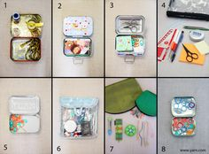 31 Days to Get Organized: Knitting and Crochet Tool Kit Essentials